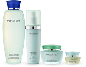 The Restorsea 3-Step Regimen